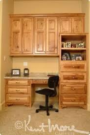 Hickory Wood Kitchen Cabinets Custom Kitchen Cabinets By Kent Moore Cabinets Rustic Hickory