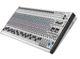 Studio Mixing Desks by Mixing Desks
