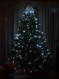 artificial trees with lights white fantastic