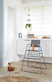 meet the must have scandi style designer high chair the