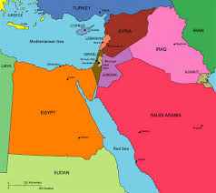 Map Of Israel And Middle East by Will Israel Become The Wealthiest Nation In The Mideast