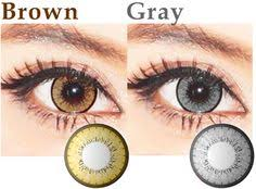 geo tri color grey color contacts cosmetic contact lenses geo