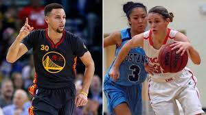 How Much Does Stephen Curry Bench Stephen Curry Interrupts Routine To Shout Out Girls Basketball