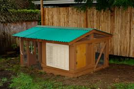 easy way to build chicken coop with chicken house plans free