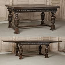 Antique Dining Tables Renaissance Draw Leaf Dining Table Inessa Stewart U0027s Antiques