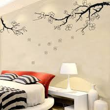 items similar to plum branch wall decals bedroom wall decals tv
