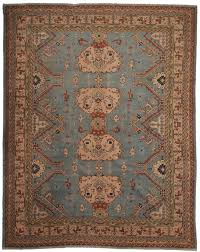 Rugs In Dallas Antique Turkish Oushak 10x13 Rug 9412