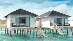 House Over Water The Complete Experience In Amari Havodda Maldive U0027s Overwater Villa