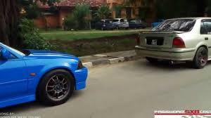 Honda City 2002 Port Dickson Honda Sx8 City Malaysia Psx8c Tt Youtube