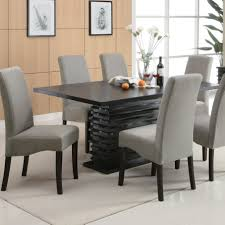 stylish upholstered dining chairs for easy design and decor