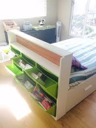 ikea hackers malm captains full size bed hack http www
