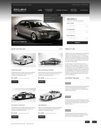website templates for ucoz car rental responsive website template 44198