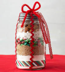 homemade edible christmas gifts in a jar home decorating