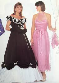 prom dresses from 1985 dress on sale