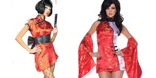 The 8 Most Offensive Asian Halloween Costumes Discrimination