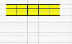 excel vba formatting cells and ranges using the macro recorder