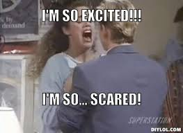 Im So Excited Meme - im so excited im so scared saved by the bell brings me back