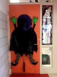 Office Halloween Decorating Contest Backyards Fun Halloween Front Doors Door Ideas Decorations