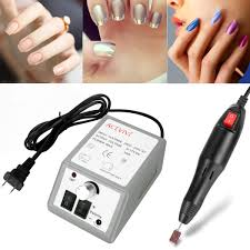 professional electric nail drill file manicure tool pedicure