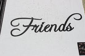 amazon com friends word large 30