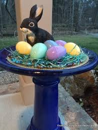 Easter Decorations For Porch by Spring Porch Makeover Spring Decorating Porch Decorations No