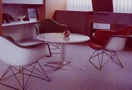 gorgeous u002760s japanese interiors by eames and herman miller