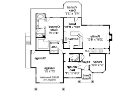 craftsman house plans worthington 30 594 associated designs