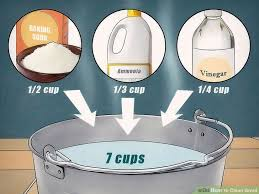 Cleaning Grout With Vinegar 4 Ways To Clean Grout Wikihow