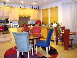 Different Color Dining Room Chairs Colorful Dining Chairs Tjihome