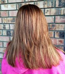foil highlights for brown hair our work hair we are salon renton