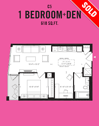 Home Design 9 X 10 by Bedroom One Bedroom And A Den Beautiful Home Design Simple With
