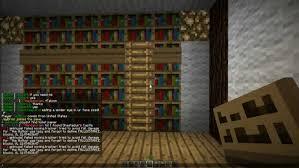 Minecraft Enchanting Table Bookshelves Furniture Home Maxresdefault 005 Design Modern 2017 Bookcase