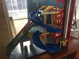 Plan Toys Parking Garage Australia by Plan Toys Wooden Garage Carpark Toys Indoor Gumtree