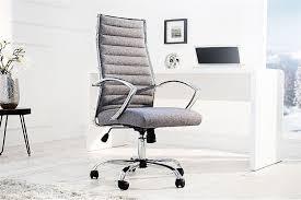 chaise de bureau design chaise de bureau design dilo tissu design