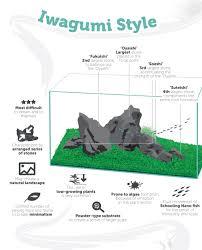Substrate Aquascape Iwagumi Aquascaping Style By Theaquariumguide Com Iwagumi