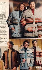 montgomery ward fall winter catalogue 1978 men u0027s casual fashion