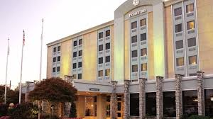 Airport Hotels Become More Than A Convenient Pit Doubletree Pittsburgh Airport Hotel In Moon Township