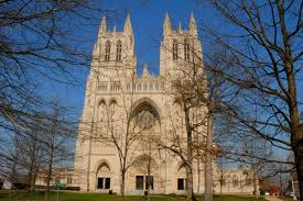 Washington Dc Attractions Map National Cathedral Information Guide
