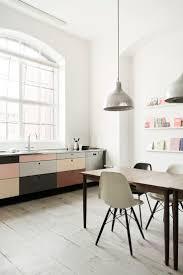 342 best interiors kitchen images on pinterest kitchen pastel colors in the kitchen studio spaces of danish label beck and sondergard photo heidi lerkenfeldt