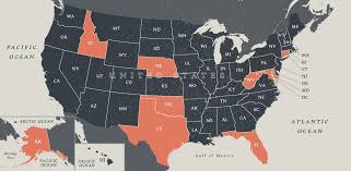 Where Is Alaska On The United States Map by America U0027s Panhandles Ranked From 1 To 10