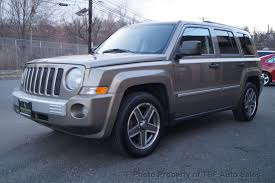 2008 jeep patriot limited mpg 2008 used jeep patriot 4wd 4dr limited at tsf auto sales serving