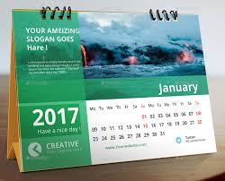 small desk calendar 2017 table calendars 2017 ivedi preceptiv co