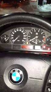 instrument cluster not working bmw e46