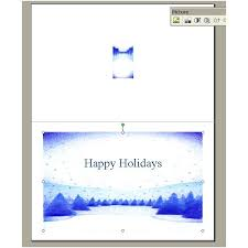 Creating Business Cards In Word Guide To Creating Business Holiday Cards In Microsoft Word