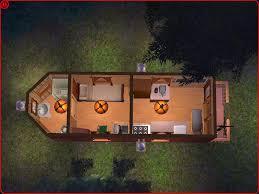 mod tumbleweed house spotted taa004