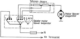 wiring diagram ac mobil wiring diagram