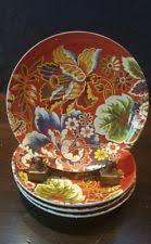 williams sonoma floral dinnerware serving dishes ebay