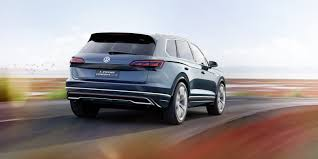 volkswagen kuwait vw t prime concept gte previews new full size suv