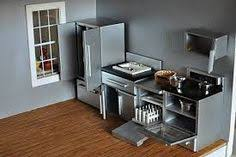 miniature dollhouse kitchen furniture a little dollhouse update diy and new dollhouse furniture diy