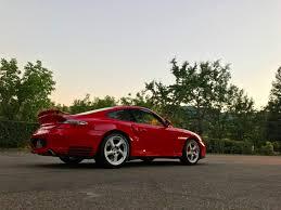 turbo porsche red 2002 porsche 996 turbo in guards red